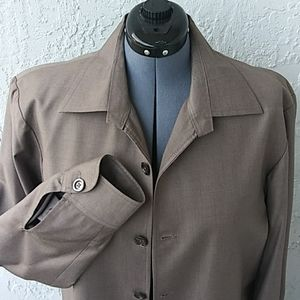 Hugo Boss Men's 3/4 Length Lined Jacket/Shirt 👕